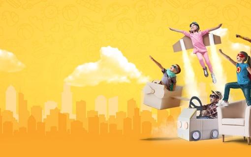 72% dos consumidores planejam ir às compras no Dia das Crianças, apontam CNDL / Offer Wise
